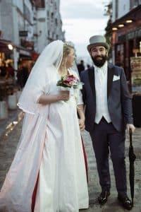 Mariage Zelia